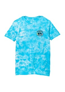 Quiksilver Cave Out Short Sleeve Tee (Big Boys)