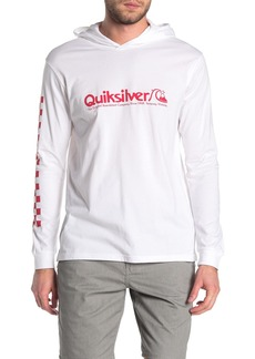 Quiksilver Checkers Mate Hoodie