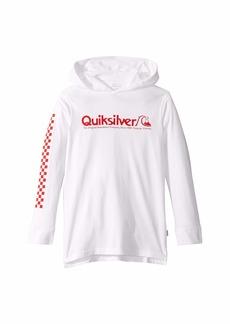 Quiksilver Checkers Mate Hoodie T-Shirt (Big Kids)