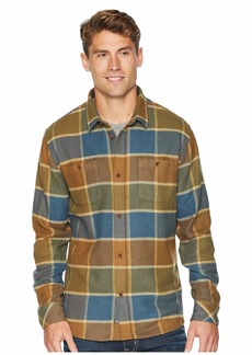 Quiksilver Cold Breeze Long Sleeve Flannel Shirt