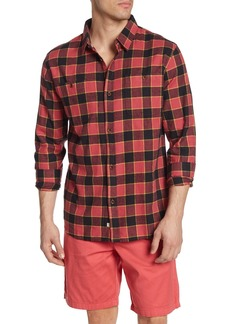 Quiksilver Cold March Long Sleeve Regular Fit Shirt