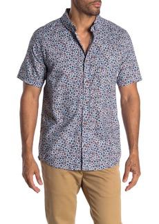Quiksilver Ditsy Dreamer Regular Fit Short Sleeve Shirt