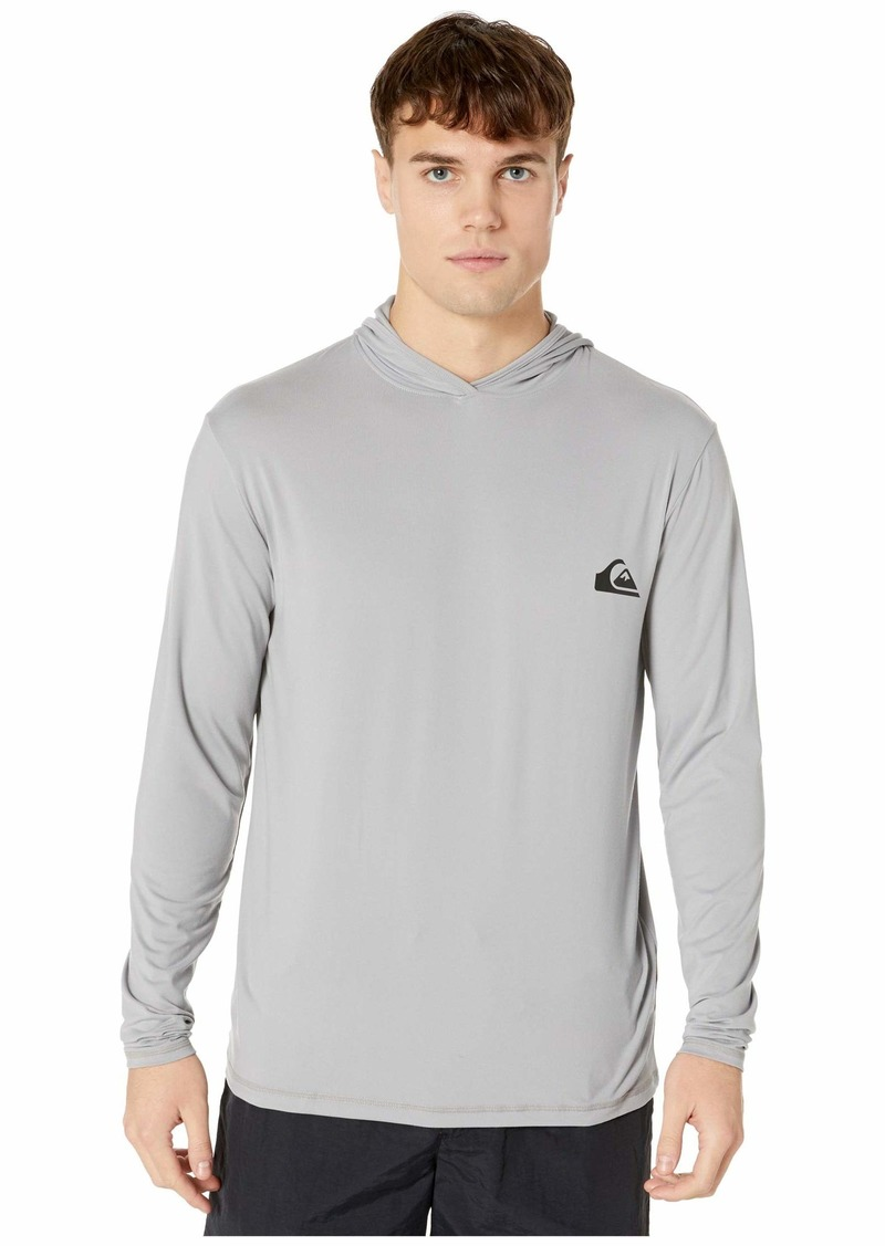 Quiksilver Dredge Hooded Long Sleeve Rashguard