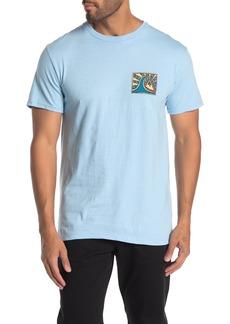 Quiksilver Drive Blind Short Sleeve T-Shirt