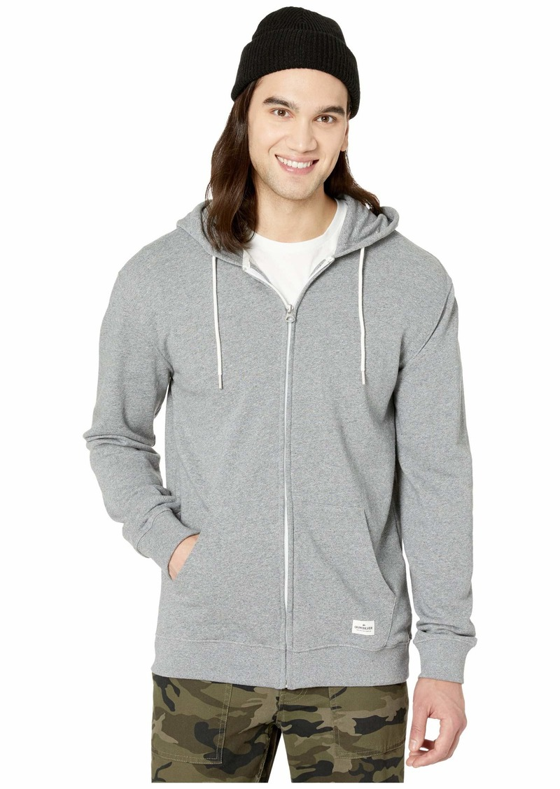 Quiksilver Essentials Zip Terry