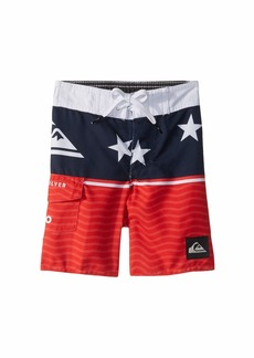 Quiksilver Everyday Division Boardshorts (Toddler/Little Kids)