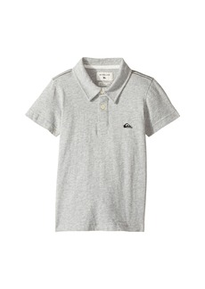 Quiksilver Everyday Sun Cruise Short Sleeve Polo (Toddler/Little Kids)