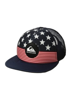 Quiksilver Faded Out Trucker Hat (Big Kids)
