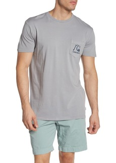 Quiksilver Feelin Fine Graphic Regular Fit Tee