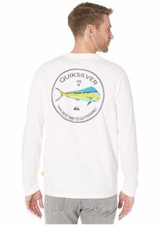 Quiksilver Fish Hero Long Sleeve