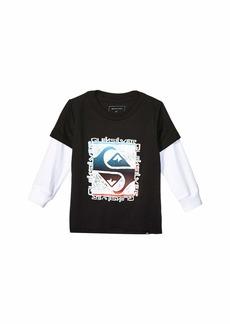 Quiksilver Flip Out Shirt (Toddler/Little Kids)