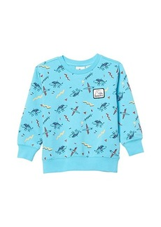 Quiksilver Flip Snacking Crew Fleece Top (Toddler/Little Kids)