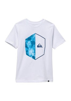 Quiksilver Galactic Heart Tee (Big Boys)