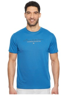 Quiksilver Gut Check Short Sleeve Rashguard