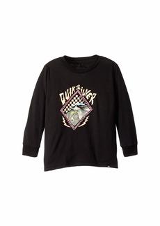 Quiksilver HB Check Long Sleeve Shirt (Toddler/Little Kids)