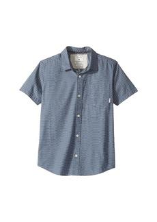 Quiksilver Heat Wave Short Sleeve Shirt (Big Kids)