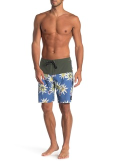 Quiksilver Highline Devil's Tea Floral Board Shorts