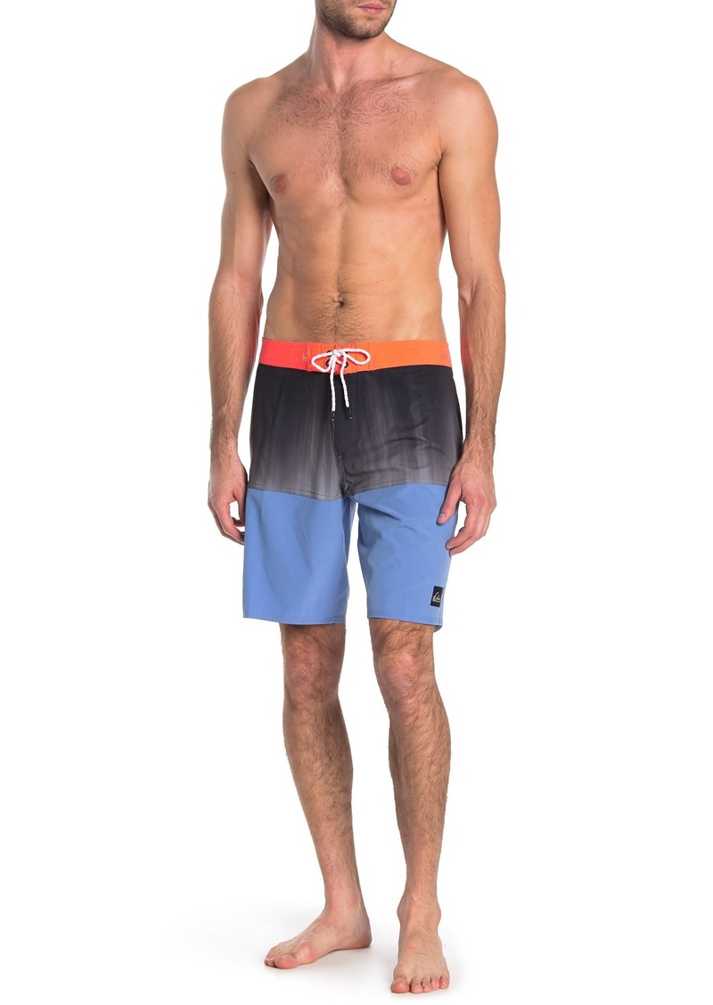 Quiksilver Highline Division Swim Shorts