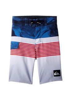 Quiksilver Highline Lava Divison Boardshorts (Toddler/Little Kids)