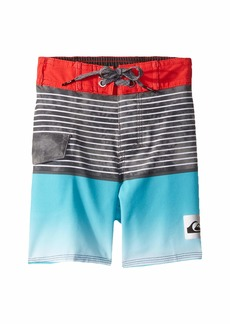 "Quiksilver Highline Slab 14"" Boardshorts (Toddler/Little Kids)"