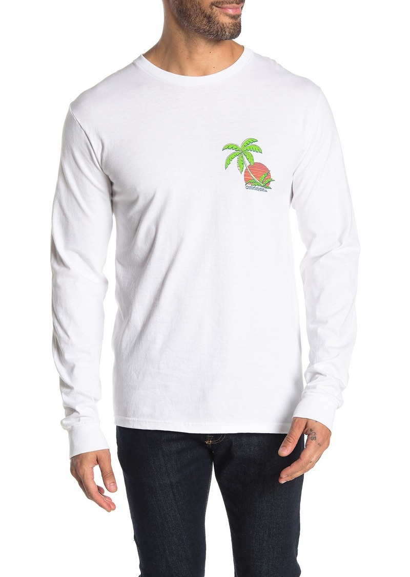 Quiksilver In The Jungle Long Sleeve Tee