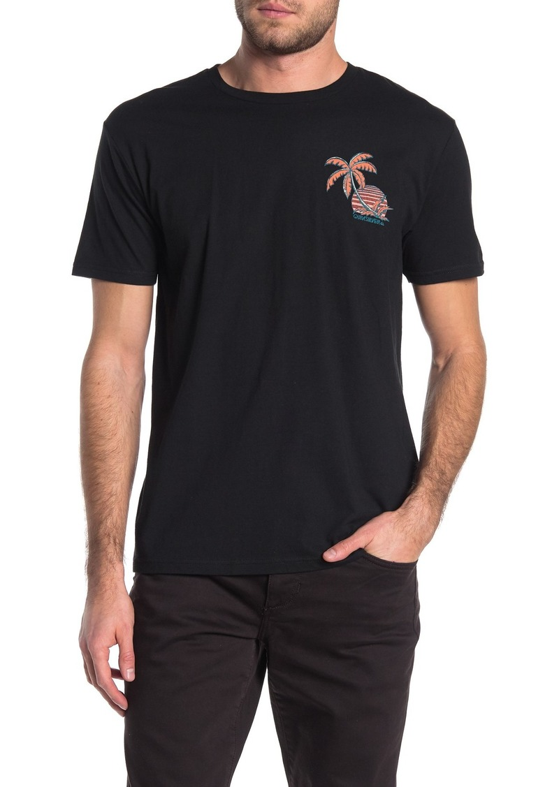 Quiksilver In The Jungle Short Sleeve Tee