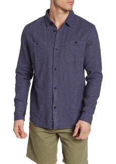 Quiksilver Irish Rocks Long Sleeve Regular Fit Shirt