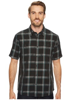 Quiksilver Island Job Update Short Sleeve Woven Shirt