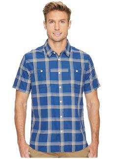 Quiksilver Island Job Update Short Sleeve Woven Shirt
