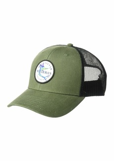 Quiksilver Jiggy With It Trucker Hat