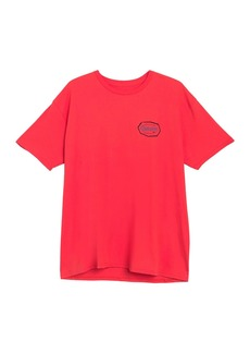 Quiksilver Live On The Edge Graphic T-Shirt