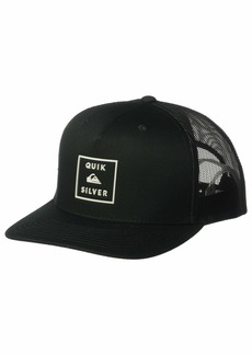 Quiksilver Locked In Trucker Hat
