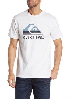 Quiksilver Logo Swell Vision Graphic Tee