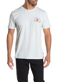 Quiksilver Lost Sun Short Sleeve T-Shirt