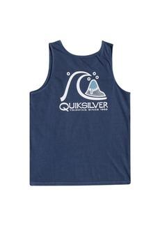 Quiksilver Men's Fresh Take Organic Tank