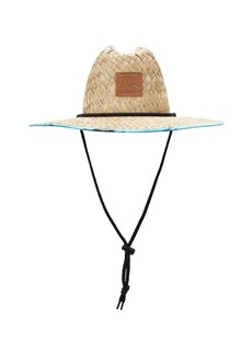 Quiksilver Men's Straw Lifegurad Outsider Hat