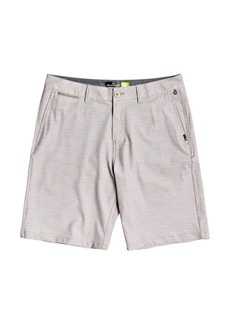 Quiksilver Men's Union Cloud Amphibian Boardshorts