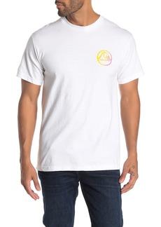 Quiksilver Metro Glass Short Sleeve T-Shirt