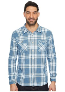 Quiksilver Moon Tides Long Sleeve Flannel Shirt