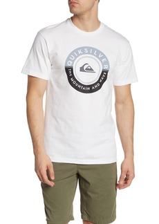 Quiksilver Moonrise Regular Fit Crew Neck Tee