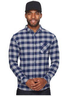 Quiksilver Motherfly Flannel Long Sleeve Shirt