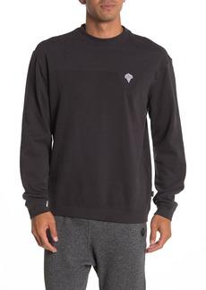 Quiksilver OG Logo Fleece Pullover Sweatshirt