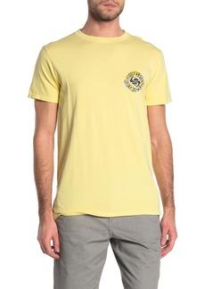 Quiksilver OG Short Sleeve Dead Flowers Shirt