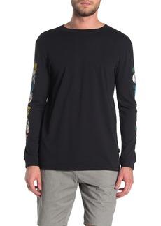 Quiksilver OG Skull Chain Long Sleeve Shirt