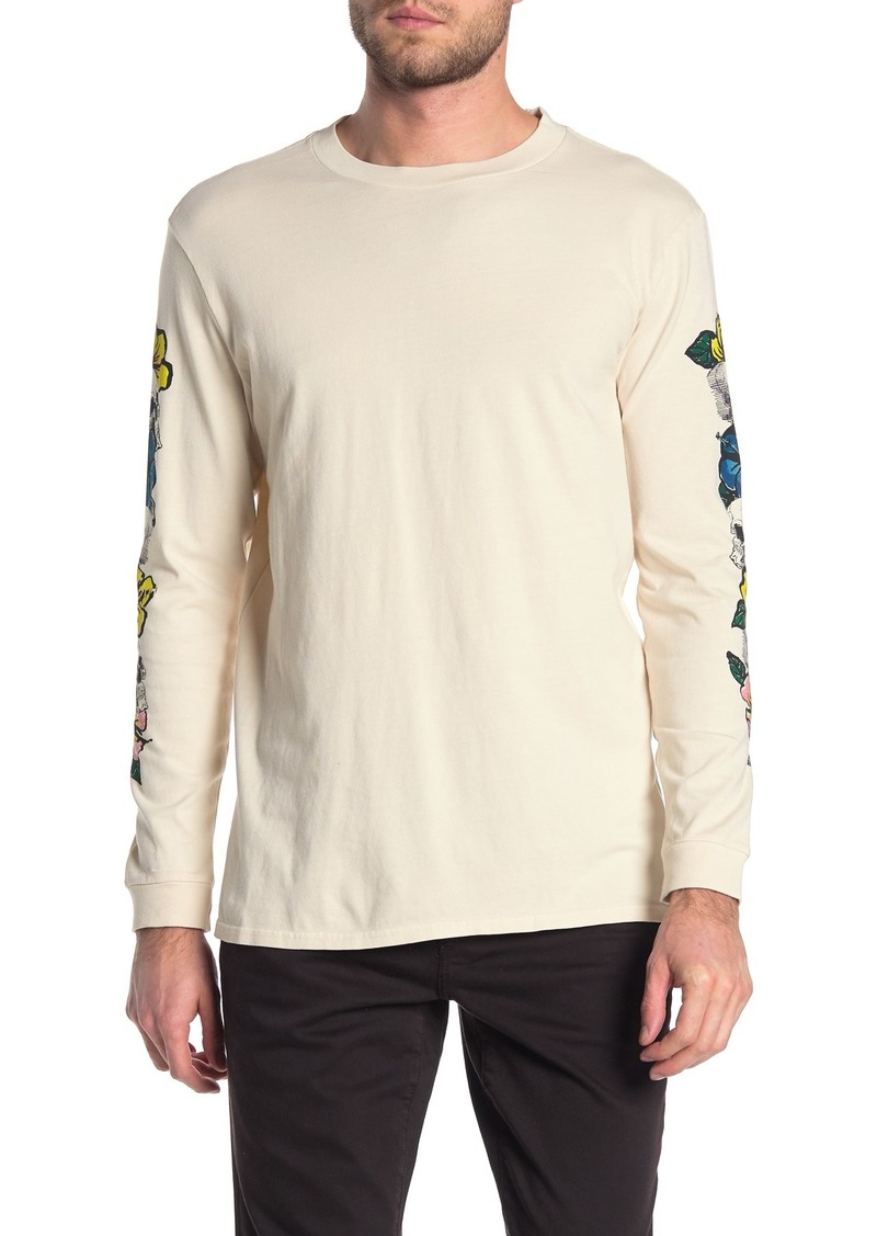 Quiksilver OG Skull Chain Long Sleeve Shirt