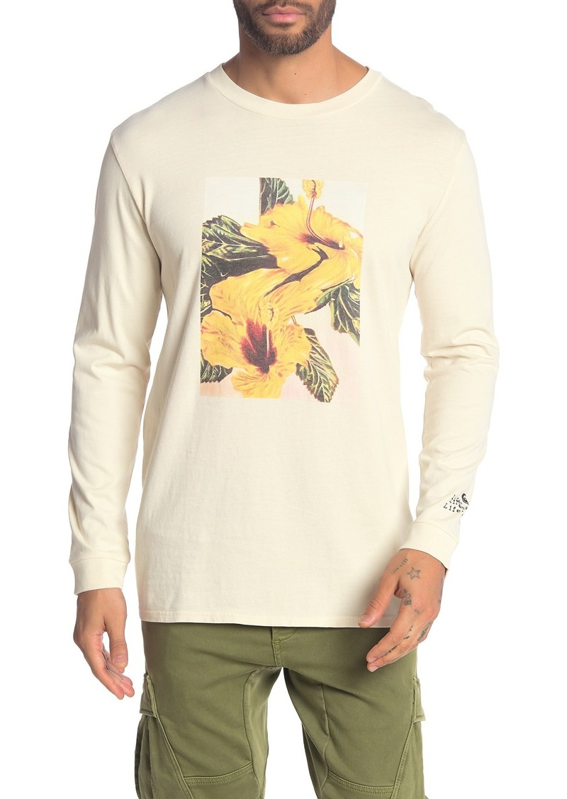 Quiksilver OG Warped Out Long Sleeve Tee
