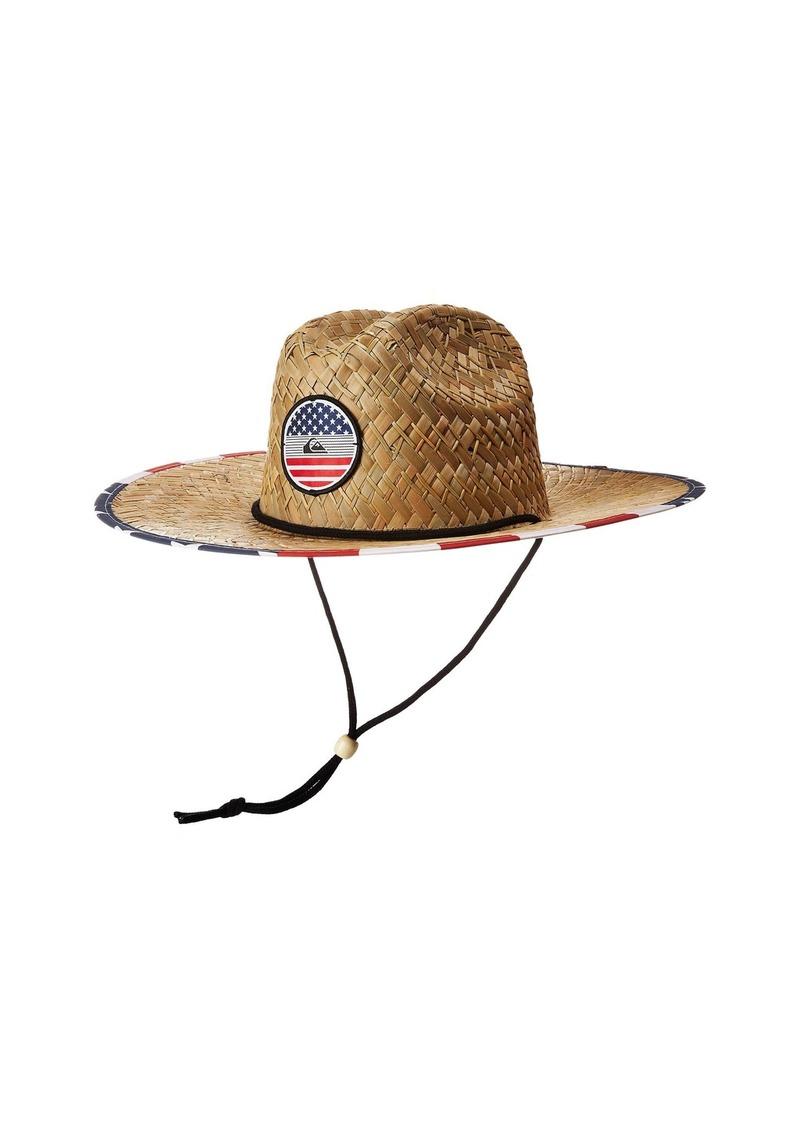 0320285ac9b Quiksilver Pierside Straw Hat | Misc Accessories