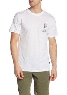 Quiksilver Petroglyph II Crew Neck T-Shirt