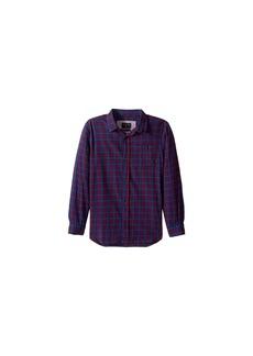 Quiksilver Phaser Setting Long Sleeve Shirt (Big Kids)