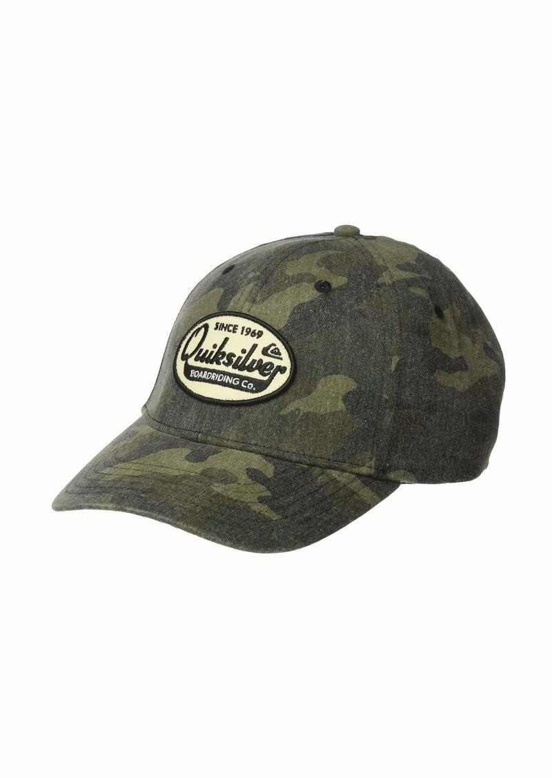 Quiksilver Polisher Snapback Hat